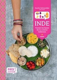 Lire le livre gratuitement en ligne pas de téléchargements Inde  - Toutes les bases de la cuisine indienne par Sandra Salmandjee, Patrice Hauser
