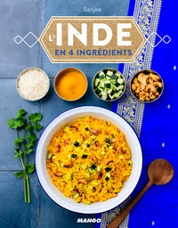 Sandra Salmandjee - L'Inde en 4 ingrédients.