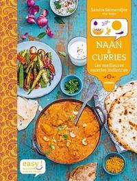 Sandra Salmandjee et Aimery Chemin - Naan & Curries - Les meilleures recettes indiennes.
