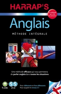 Sandra Stevens - Anglais méthode intégrale. 2 CD audio