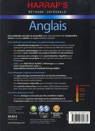 Anglais  avec 2 CD audio