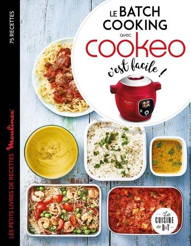 Le batch cooking au cookeo, c'est facile ! - 9782035986306 - 7,99 €