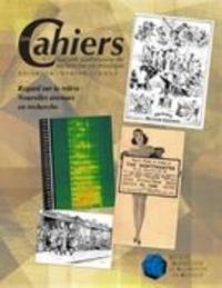 Sandria P. Bouliane et Danick Trottier - Les Cahiers de la Société québ  : Les Cahiers de la Société québécoise de recherche en musique. Vol. 18 No. 1,  2017 - Regard sur la relève: nouvelles avenues en recherche.