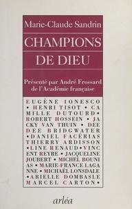 Sandrin - Champions de Dieu.