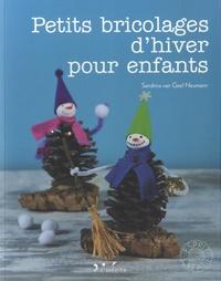 Sandrina Van Geel Neumann - Petits bricolages d'hiver pour enfants.