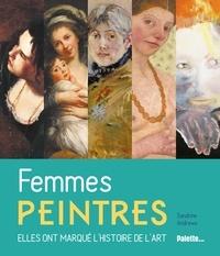 Sandrine Andrews - Femmes peintres.