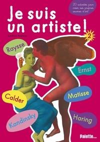 Sandrine Andrews - Je suis un artiste ! - Tome 2.