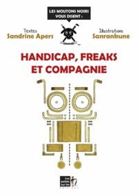 Sandrine Apers - Handicap, freaks et compagnie.
