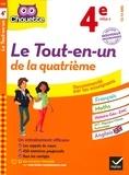Sandrine Aussourd et Pascal Bihouée - Chouette Le Tout-en-un 4e - nouveau programme.