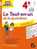 Sandrine Aussourd et Sandrine Girard - Le tout-en-un de la quatrième - 4e, cycle 4.