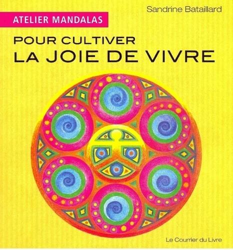 Sandrine Bataillard - Atelier mandalas pour cultiver la joie de vivre.