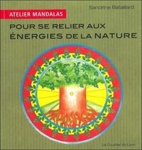 Sandrine Bataillard - Atelier mandalas pour se relier aux énergies de la nature.