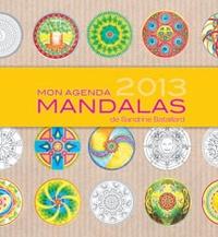 Sandrine Bataillard - Mon agenda Mandalas 2013.