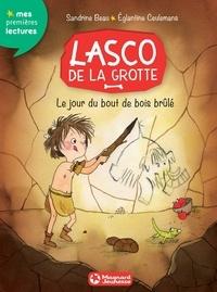 Sandrine Beau - Lasco de la grotte 2 - Le jour du bout de bois brûlé.