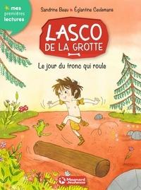 Sandrine Beau - Lasco de la grotte 5 - Le jour du tronc qui roule.