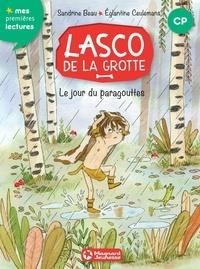 Sandrine Beau - Lasco de la grotte 6 - Le jour du paragouttes.
