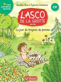Sandrine Beau - Lasco de la grotte 7 - Le jour du trognon de pomme.