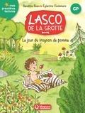Sandrine Beau et Eglantine Ceulemans - Lasco de la grotte Tome 7 : Le jour du trognon de pomme.