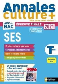 Sandrine Benasé-Rebeyrol et Delphine de Chouly - Sciences Economiques et Sociales Tle - Avec un dossier Culture + pour réviser le Bac autrement !.