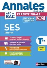 Sandrine Benasé-Rebeyrol et Delphine de Chouly - SES Terminale - Sujets et corrigés.