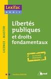 Sandrine Biagini-Girard - Libertés publiques et droits fondamentaux.