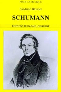 Sandrine Blondet - Schumann, 1810-1856.