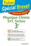 Sandrine Blondy et Benoît Lasperas - Physique-Chimie SVT, Techno 3e.