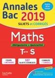 Sandrine Bodini-Lefranc et Sandrine Dubois - Annales BAC Maths Tle S.
