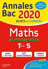 Sandrine Bodini-Lefranc et Sandrine Dubois - Maths Tle S Obligatoire + Spécialité - Sujets et corrigés.