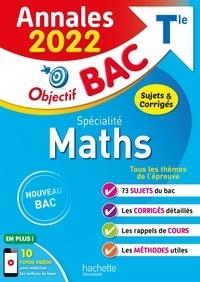Sandrine Bodini-Lefranc et Sandrine Dubois - Spécialité Maths - Sujets & corrigés.
