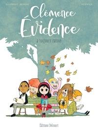Sandrine Bonini et  Merwan - Clémence Evidence  : Clémence Evidence a toujours raison.