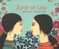 Sandrine Bonini et Sandra Desmazières - June et Léa.