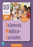 Sandrine Bornerie - Sciences médico-sociales 2de Bac Pro ASSP.