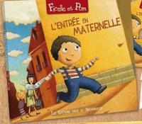 Sandrine Bosc - L'entrée en maternelle. 1 CD audio