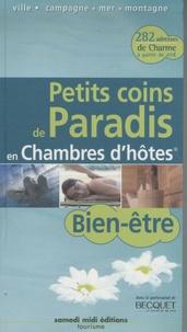 Sandrine Brunel - Bien-être en Chambres d'hôtes - Les guides à thèmes des chambres d'hôtes de charme.