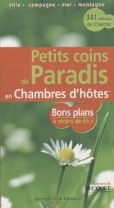 Sandrine Brunel - Petits coins de Paradis en Chambres d'hôtes.