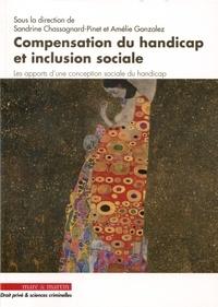 Sandrine Chassagnard-Pinet et Amélie Gonzalez - Compensation du handicap et inclusion sociale - Les apports d'une conception sociale du handicap.