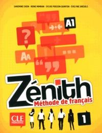 Sandrine Chein et Reine Mimran - Zénith 1 A1 - Méthode de français. 1 DVD