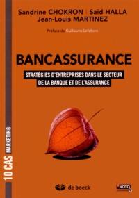 Openwetlab.it Bancassurance - Stratégies d'entreprises dans le secteur de la banque et de l'assurance Image