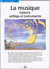 La musique - Histoire, solfège et instruments.pdf
