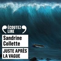 Sandrine Collette et Nicolas Lormeau - Juste après la vague.