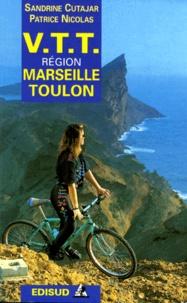Sandrine Cutajar et Patrick Nicolas - Randonnées à VTT dans la région de Marseille-Toulon.