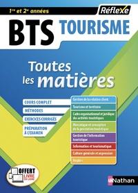 Sandrine Dacunha et Jocelyne Levy-Dahan - BTS Tourisme, toutes les matières.