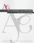 Sandrine Darsel - De la musique aux émotions.