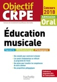 Sandrine David - Education musicale - Admission oral.