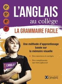 Galabria.be L'anglais au collège - La grammaire facile Image