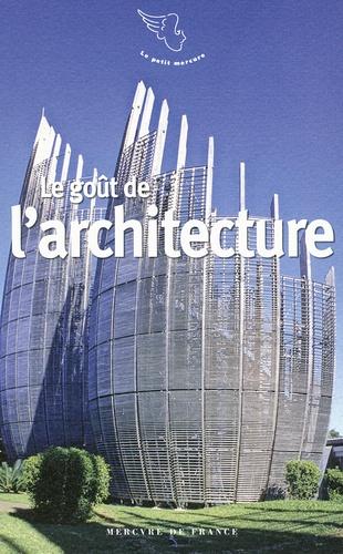 Sandrine Fillipetti - Le goût de l'architecture.