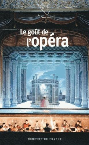 Sandrine Fillipetti - Le goût de l'opéra.