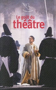 Sandrine Fillipetti - Le goût du théâtre.