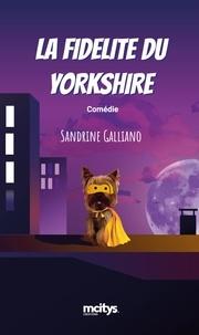 Sandrine Galliano - La fidélité du yorkshire.